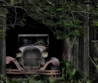 Photograph - Rusting In Peace by William Griffin