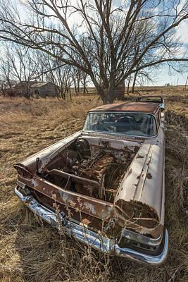 Photograph - Rusty by Aaron J Groen