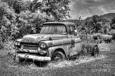 Photograph - Rusty And Retired by David Cutts