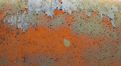 Photograph - Rusty Chevy Truck Detail by Jean Noren