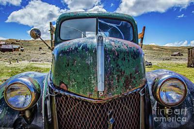 Chris Walter Rock N Roll - Rusty Dust by Mitch Shindelbower