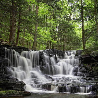 Photograph - Rusty Falls by Rusty Glessner
