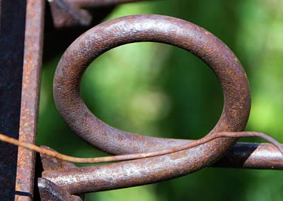 Photograph - Rusty Farm Machine 4 by Doug Matthews