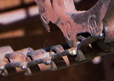 Photograph - Rusty Farm Machine 5 by Doug Matthews