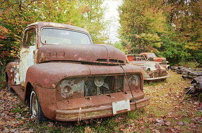 Soap Suds - Rusty Gold by Jim Love