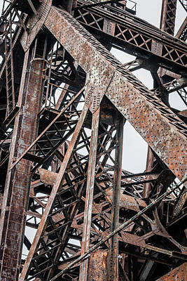 Photograph - Rusty Iron by Anthony Doudt