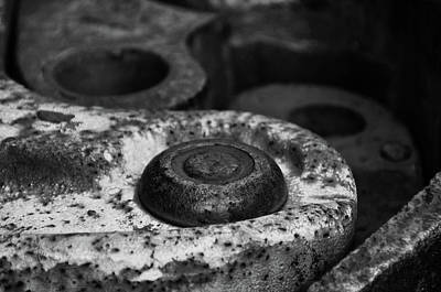 Photograph - Rusty Knuckle by Mike Martin