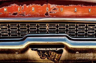 Photograph - Rusty Mercury by M G Whittingham