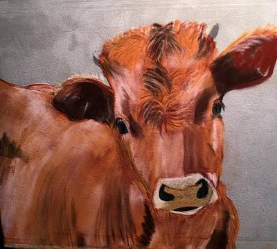 Pastel - Rusty by Michele Turney