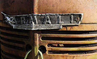 Decor Photograph - Rusty Old Farmall by Luke Moore
