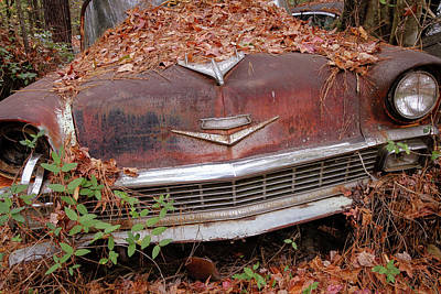 Photograph - Rusty Ride by Patrice Zinck