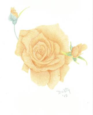 Rusty Roses Original