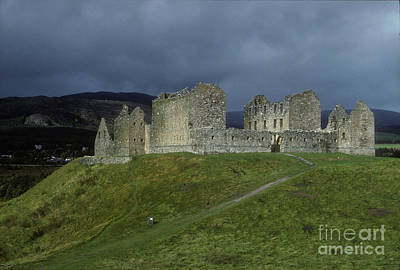 Photograph - Ruthven Barracks  by Phil Banks