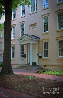 Photograph - Rutledge College At South Carolina by Skip Willits