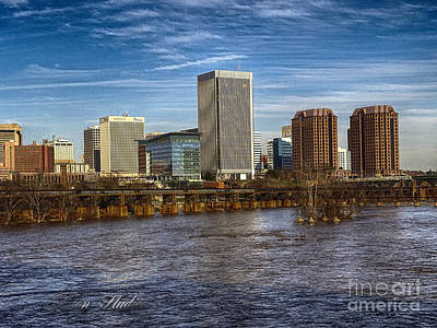 Photograph - Rva In Hdr by Melissa Messick