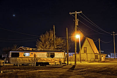 Photograph - Rving Route 66 by Newman Artography