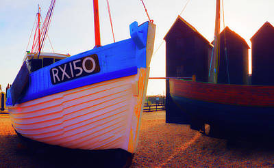Photograph - Rx50 Hastings by Jan W Faul