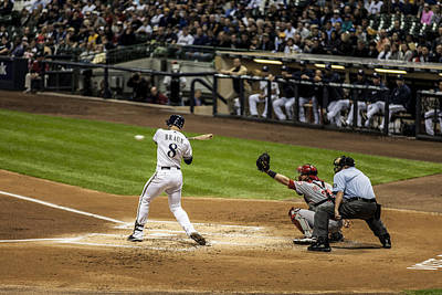 Cj Schmit Royalty-Free and Rights-Managed Images - Ryan Braun  by CJ Schmit