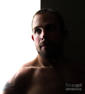 Photograph - Ryan's Portrait by Robert D McBain