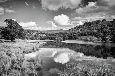 Photograph - Rydal Water - Wordsworth Country by Colin and Linda McKie