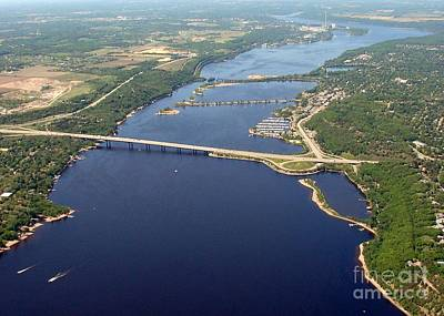 Photograph - S-059 St Croix River Valley by Bill Lang