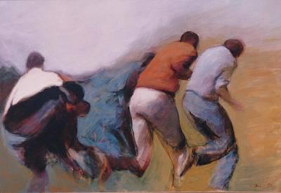 S African Series II Art Print by James LeGros