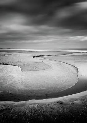 Northumberland Photograph - S by Anita Nicholson