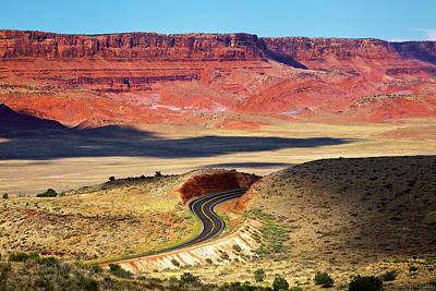 Photograph - S Curve by Rick Furmanek