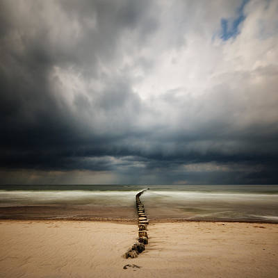 Beach Landscape Photograph - S by Piotr Krol (bax)