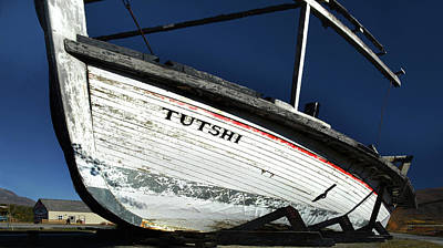 Photograph - S. S. Tutshi by John Poon