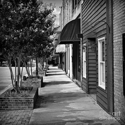Photograph - S Salisbury Ave by Patrick M Lynch