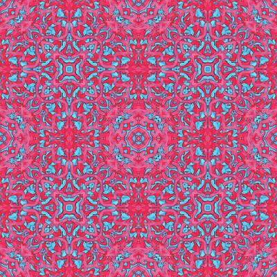 S U N - Multi Pattern Art Print