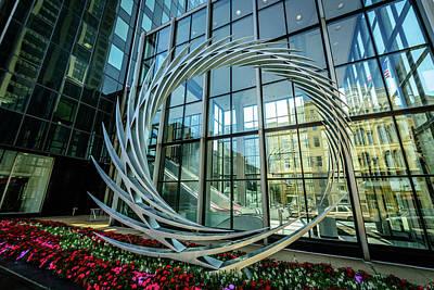 Photograph - S2 By Santiago Calatrava by Randy Scherkenbach