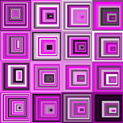 Series Digital Art - S.5.10 by Gareth Lewis