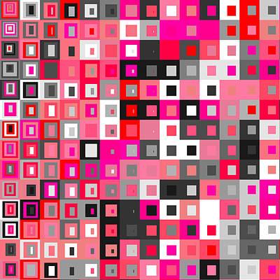 Background Digital Art - S.5.42 by Gareth Lewis