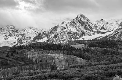 Photograph - S9 Black And White by Aaron Spong