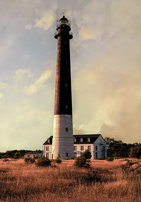 Photograph - Saare Lighthouse On A Sunny Day by Jaroslaw Blaminsky