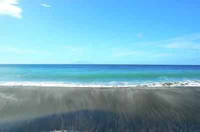 Photograph - Sab Wisha Beach St. Lucia by Daniel Jean-Baptiste