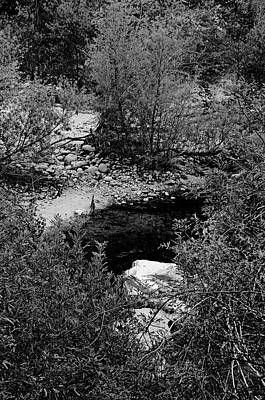 Mark Myhaver Rights Managed Images - Sabino Canyon v45 Royalty-Free Image by Mark Myhaver