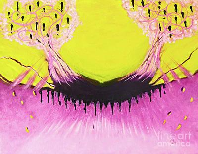 Painting - Sabotage by Cindy Lee Longhini