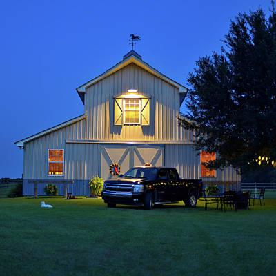 Sean Rights Managed Images - Sabrinas Barn Royalty-Free Image by Winston Hudson