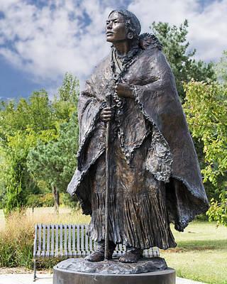 Sacagawea Photograph - Sacagawea by Bruce Jackson