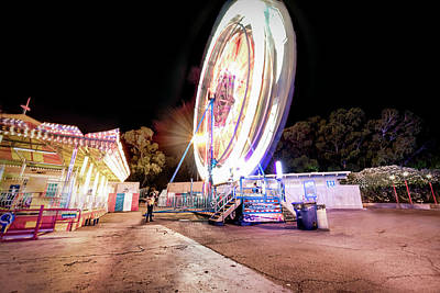 Photograph - Sacramento State Fair- by JD Mims