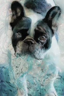 Sacre Bleu  Art Print