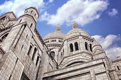 Sacre Coeur Photograph - Sacre-coeur by Nikolyn McDonald