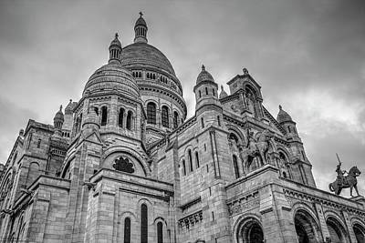 Photograph - Sacre Coeur Of Paris - 3 by Hany J