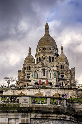 Franco-prussian War Photograph - Sacre - Coeur by Pablo Lopez