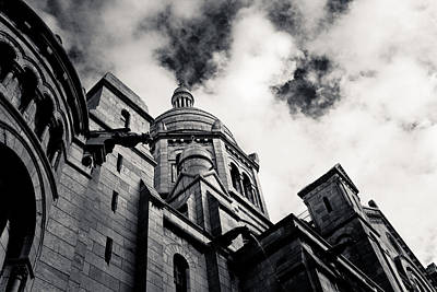 Photograph - Sacre Coeur by Sophia Pagan