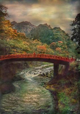 Photograph - Sacred Bridge by Hanny Heim