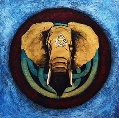 Sacred Elephant Original